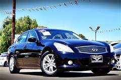 2012 Infiniti G Sedan