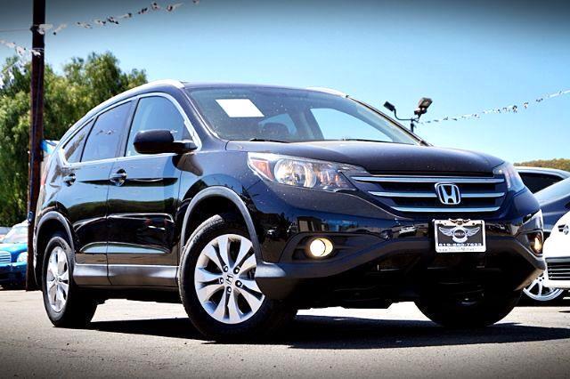 2013 Honda CR-V EX-L 2WD 5-Speed AT