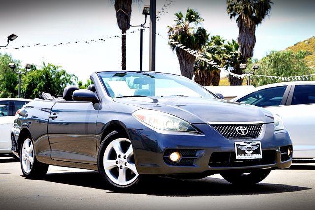 2007 Toyota Camry Solara SLE Convertible