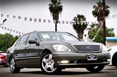 2004 Lexus LS 430