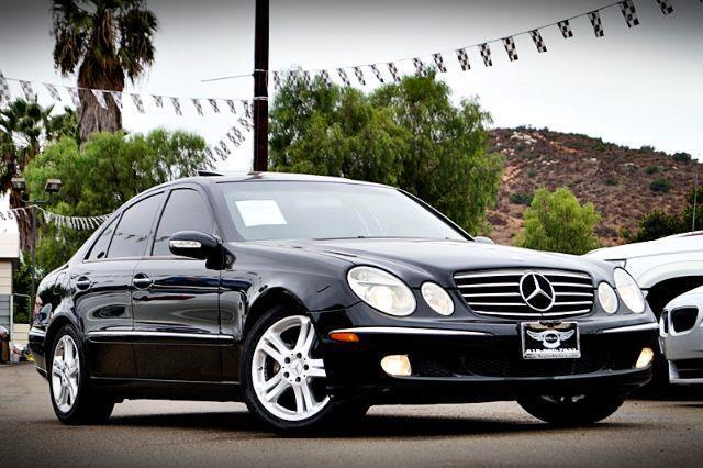2005 Mercedes-Benz E-Class E500