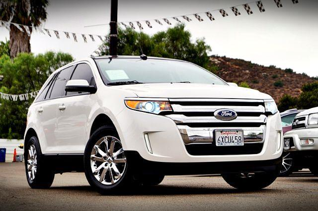 2013 Ford Edge SEL FWD