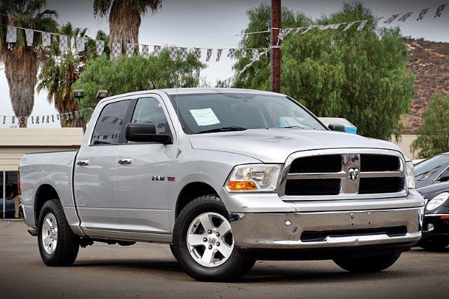 2010 RAM 1500 SLT Crew Cab 2WD