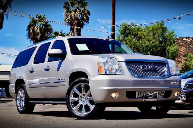 2009 GMC Yukon Denali XL 2WD
