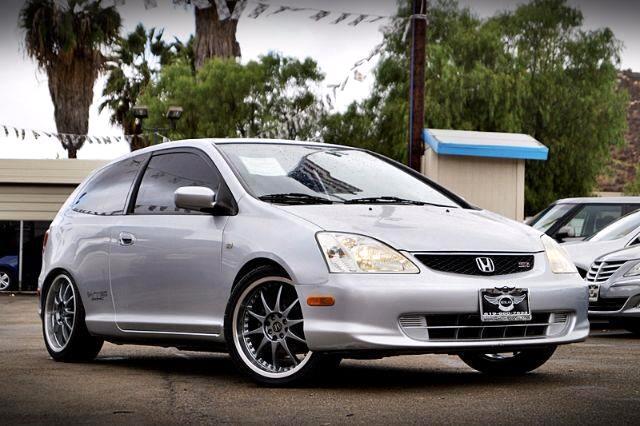2002 Honda Civic Si Hatchback