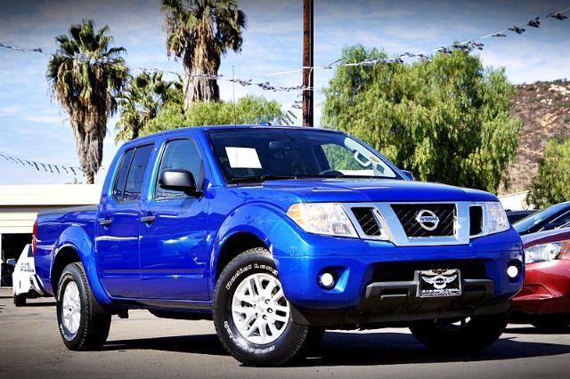 2015 Nissan Frontier SV Pickup