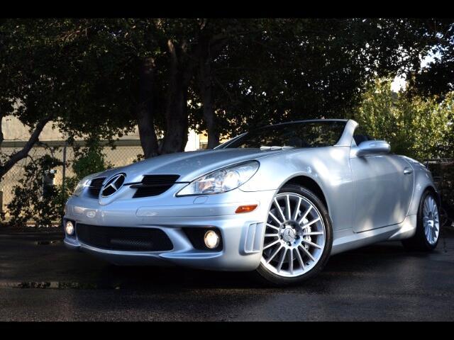 2005 Mercedes-Benz SLK SLK55 AMG