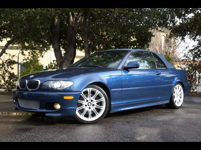 2005 BMW 3-Series 330Ci Convertible ZHP PACKAGE