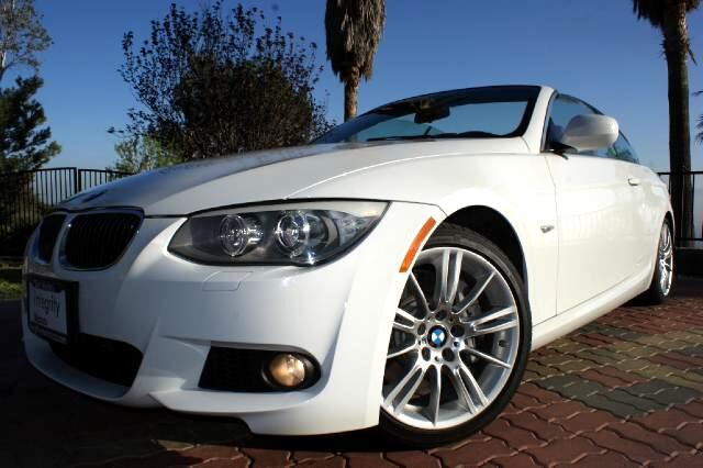 2012 BMW 335i CONVERTIBLE M SPORT