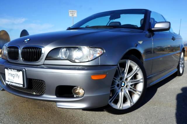 2004 BMW 3-Series 330Ci ZHP convertible