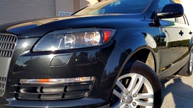 2008 Audi Q7 3.6 quattro