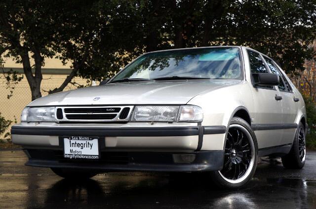 1996 Saab 9000 CSE Turbo