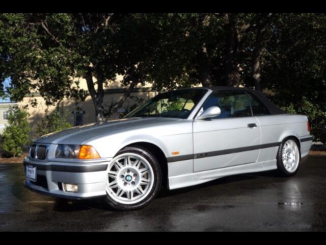1999 BMW M3 Convertible