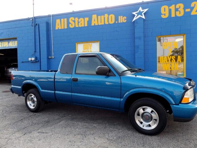 2000 GMC Sonoma SL Ext. Cab Short Bed 2WD