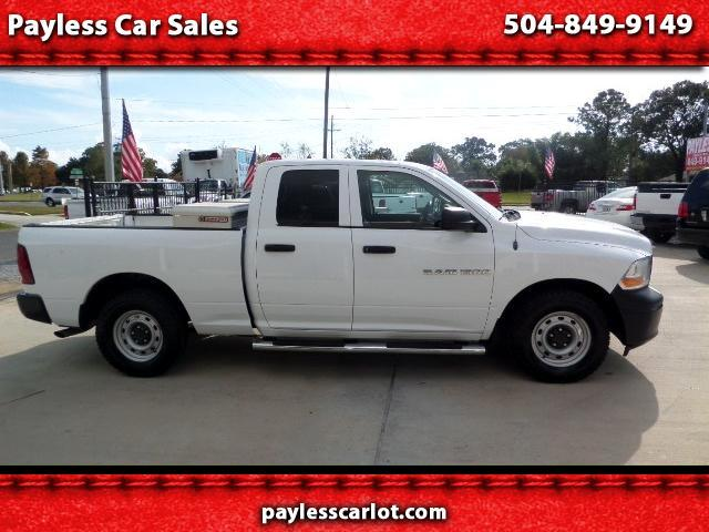 2012 Dodge Ram 1500 Quad Cab 6.5-ft. Bed 2WD