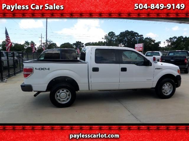 2012 Ford F-150 XLT SuperCab 5.5-ft Box 4WD