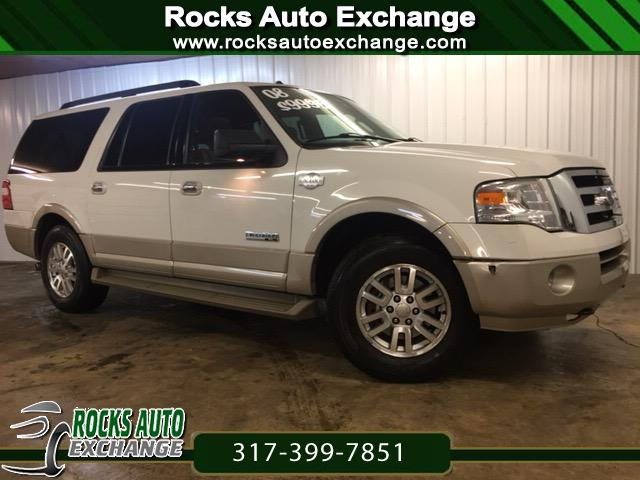 2008 Ford Expedition EL King Ranch 4WD