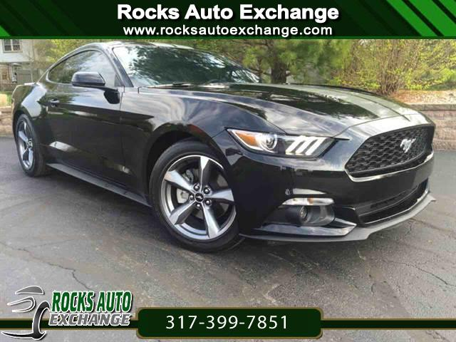 2017 Ford Mustang EcoBoost Premium Coupe 2D