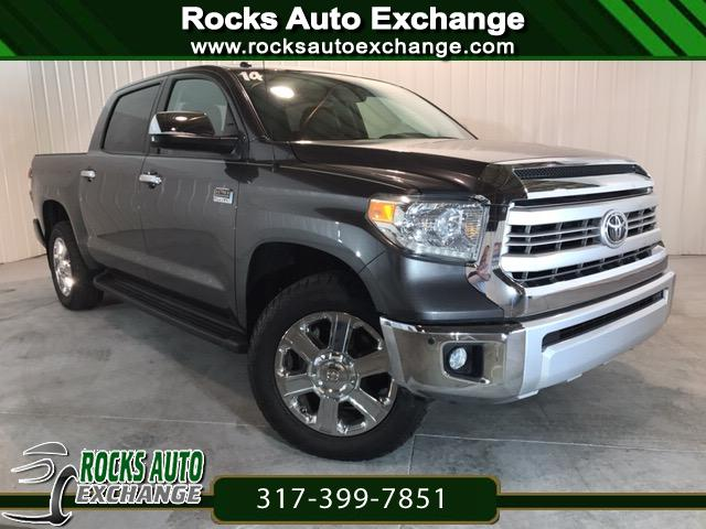 2014 Toyota Tundra 1794 Edition Pickup 4D 5 1/2 ft