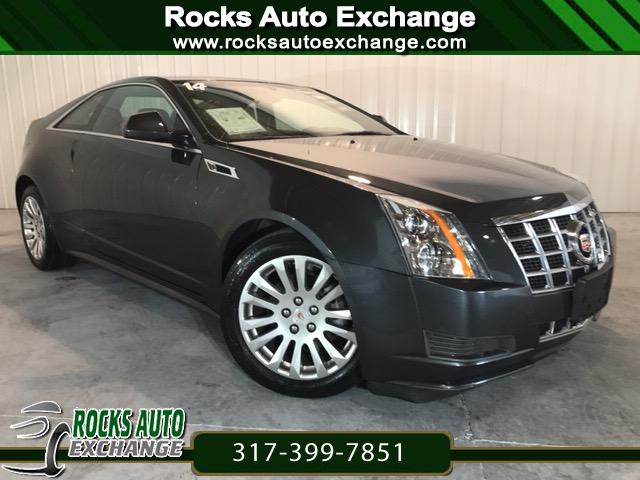 2014 Cadillac CTS Coupe Standard AWD