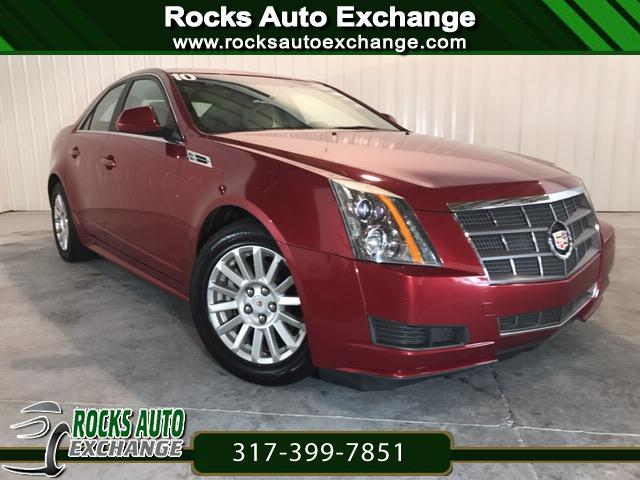 2010 Cadillac CTS LUXURY COLLECTI