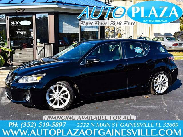 Buy Here Pay Here Ct >> Buy Here Pay Here 2012 Lexus Ct 200h For Sale In Gainesville Fl