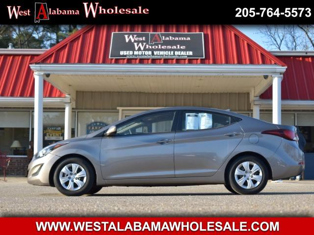 2016 Hyundai Elantra SE 6AT
