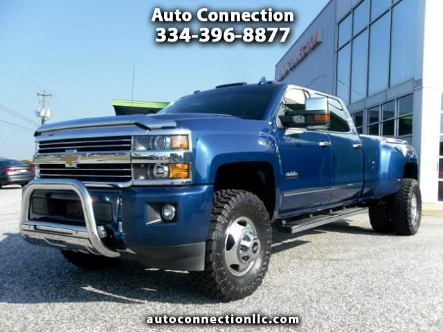 2015 Chevrolet Silverado 3500HD High Country Crew Cab Long Box DRW 4WD