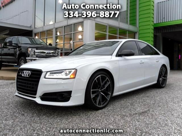 2017 Audi S8 4.0 Sedan quattro Tiptronic