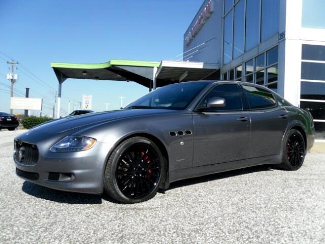 2011 Maserati Quattroporte Sport GTS