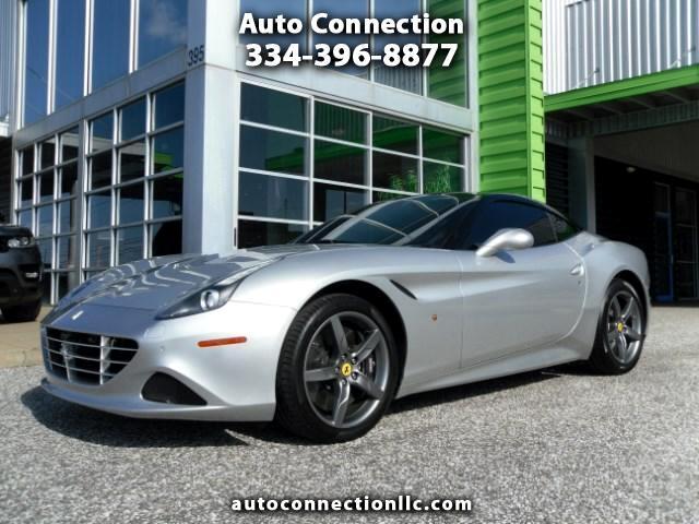2015 Ferrari California Convertible T