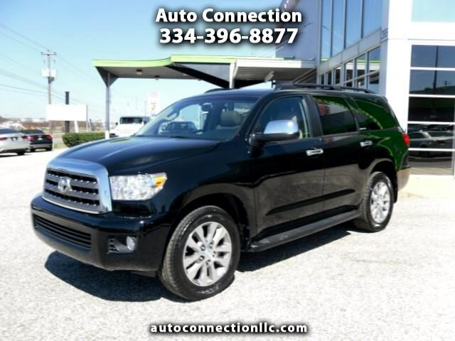 2016 Toyota Sequoia Limited 2WD