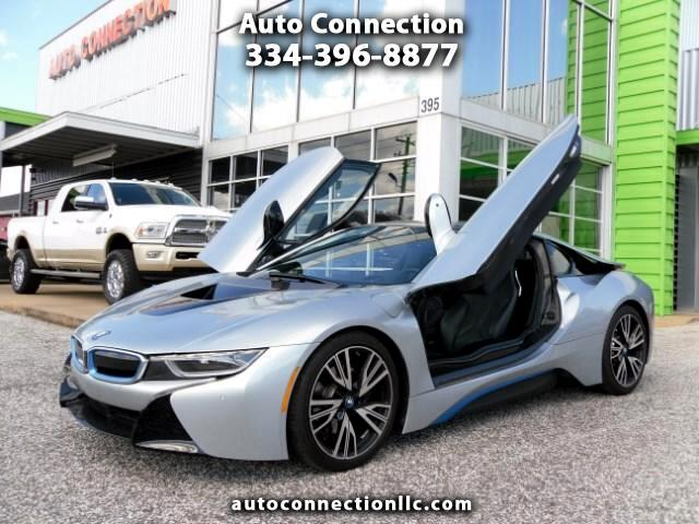 2015 BMW i8 GIGA WORLD