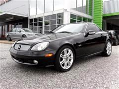 2004 Mercedes-Benz SLK