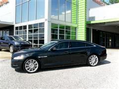 2012 Jaguar XJ-Series