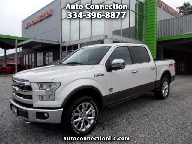2015 Ford F-150 King-Ranch SuperCrew 5.5-ft. Bed 4WD