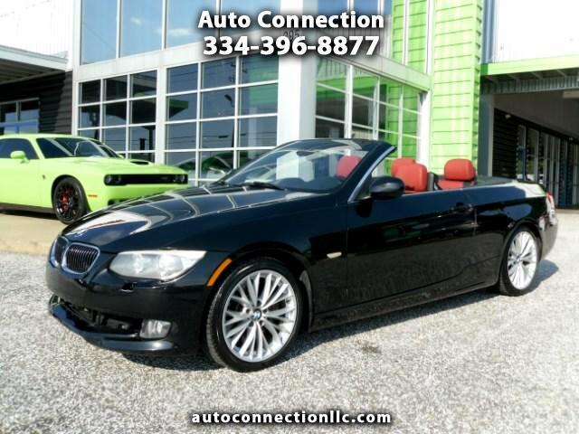 2011 BMW 3-Series 335i Convertible