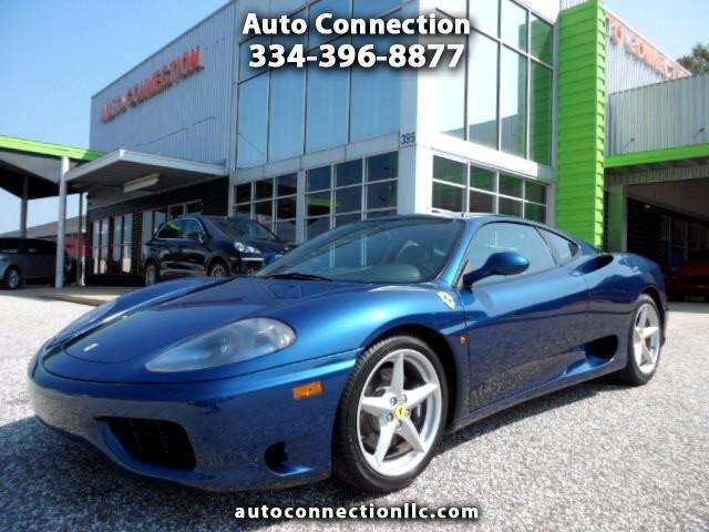 2001 Ferrari 360 Modena Modena F1
