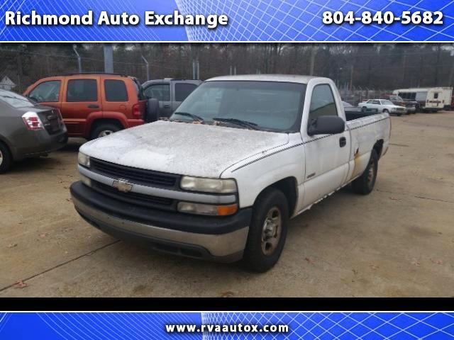 2001 Chevrolet Silverado 1500 Long Bed 2WD