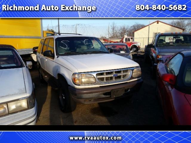 1997 Ford Explorer Limited 4WD