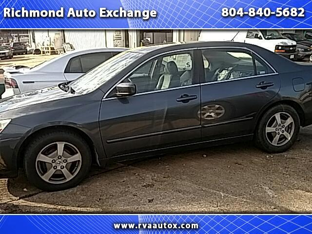 2005 Honda Accord Hybrid 5-Speed AT with Navigation System