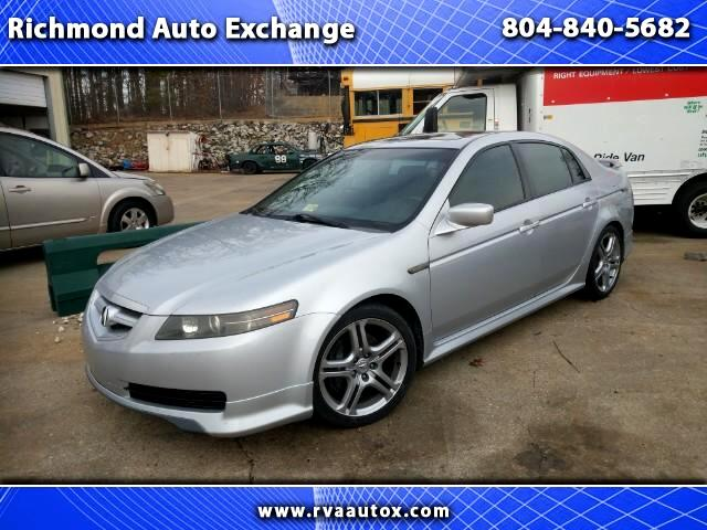 2005 Acura TL 6-Speed MT