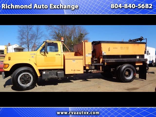 1997 Ford F800 Asphalt Truck