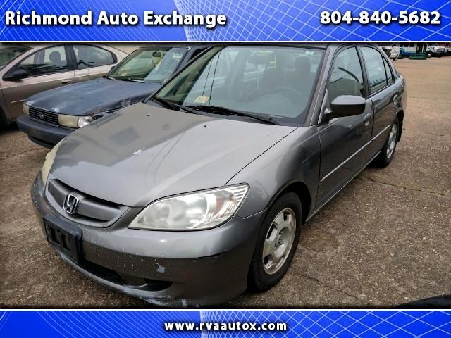 2005 Honda Civic Hybrid CVT
