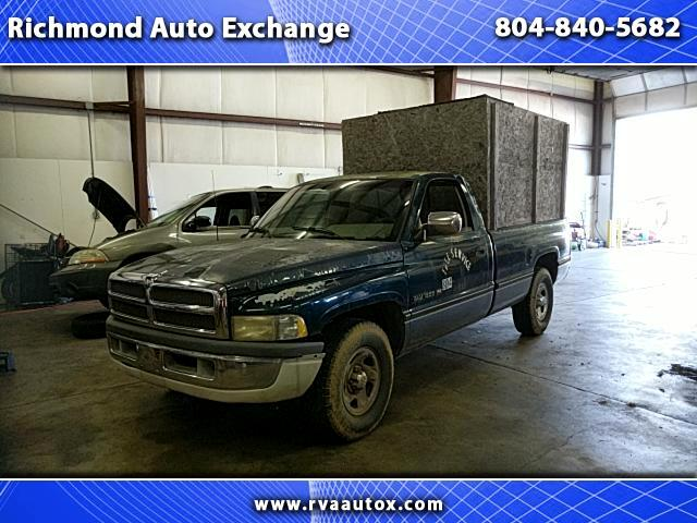 1994 Dodge Ram 1500 WS Reg. Cab 6.5-ft. Bed 2WD