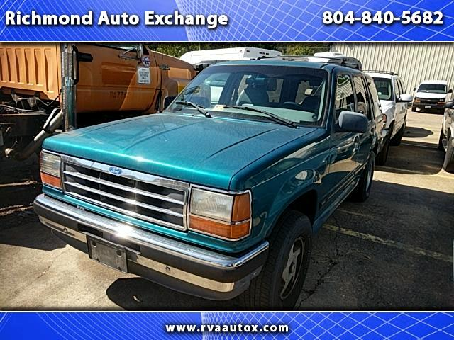 1994 Ford Explorer Eddie Bauer 4-Door 4WD