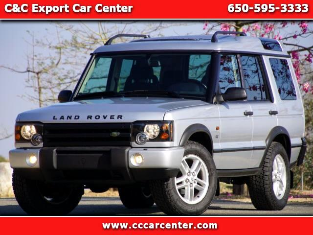 2003 Land Rover Discovery SE