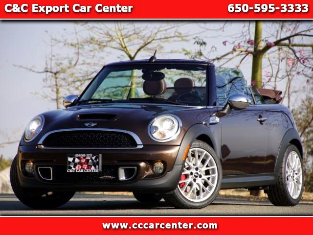 2011 MINI Cooper John Cooper Works Convertible