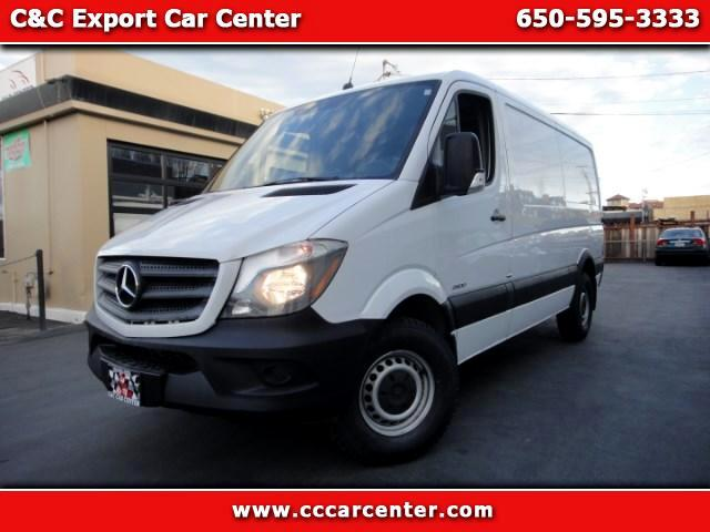 2016 Mercedes-Benz Sprinter 2500 144-in. WB