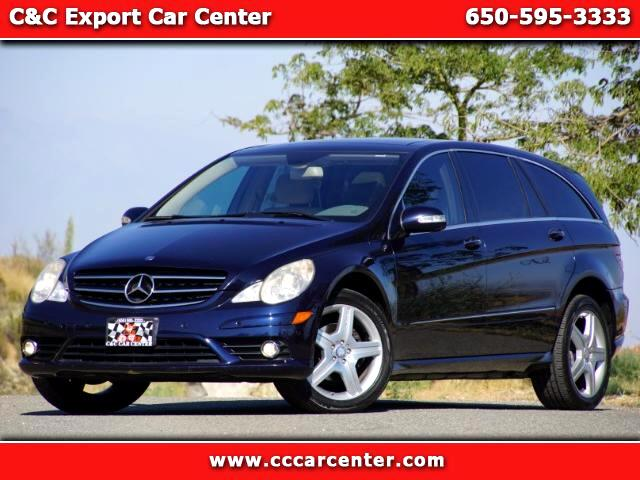 2010 Mercedes-Benz R350 4-MATIC W/NAVIGATION , DVD , BACKUP CAMERA AMG APP